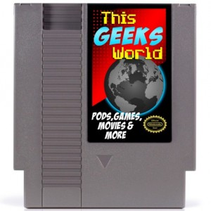 This Geeks World Logo