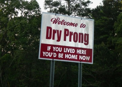 dry prong
