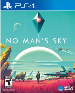 no mans sky ps4 box
