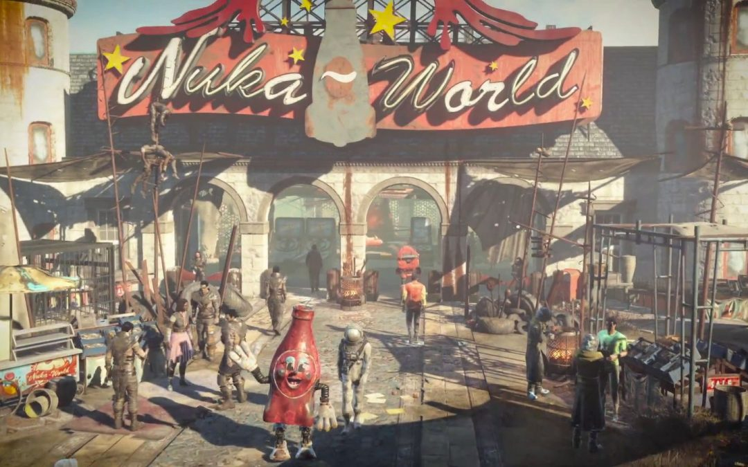 Welcome to Nuka World