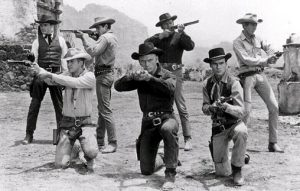 magnificent seven 1960