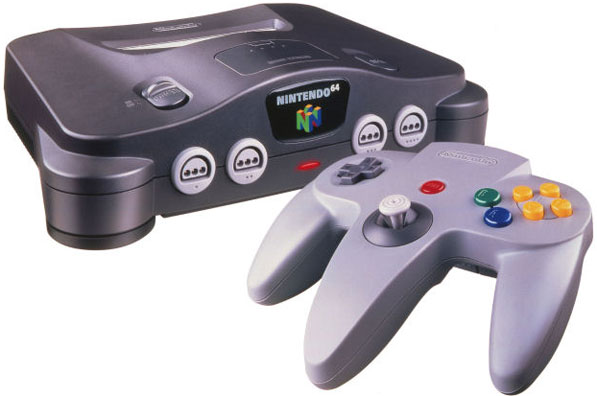 I Miss My Nintendo 64