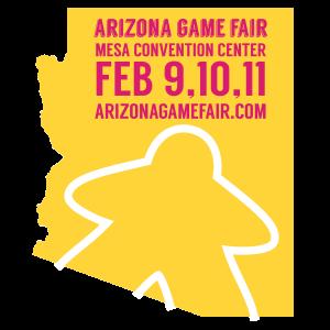Arizona Game Fair @ Mesa Convention Center | Mesa | Arizona | United States