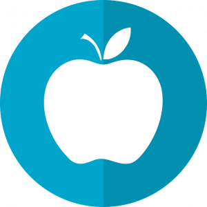 iOS 14.4 Features blue apple